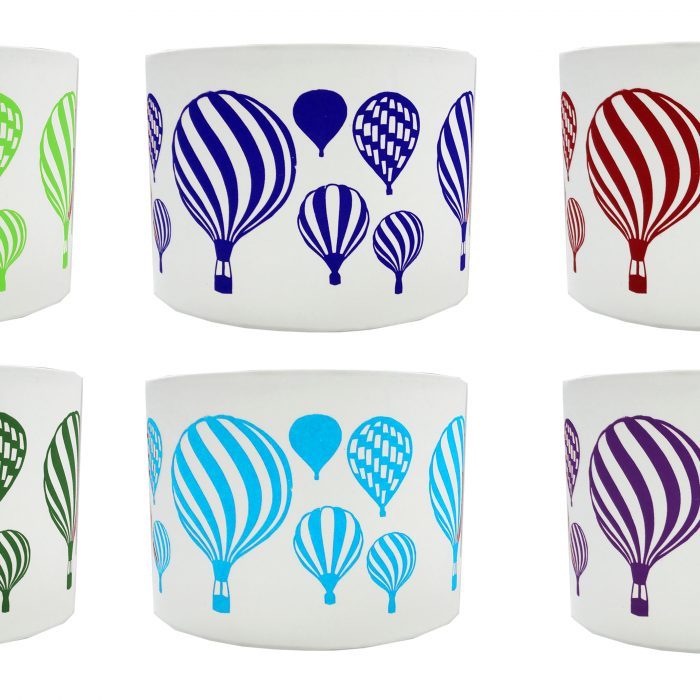 Hot Air Balloons Lampshades